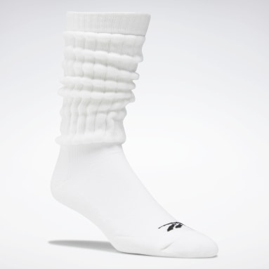 Chaussettes Tailored HF Slouchy Blanc Classics
