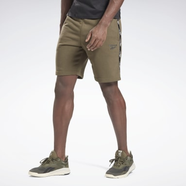 Short avec bandes Training Essentials Vert Hommes Fitness & Training