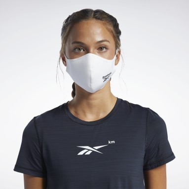 Mascarilla talla M/L (pack de 3) Blanco Fitness & Training