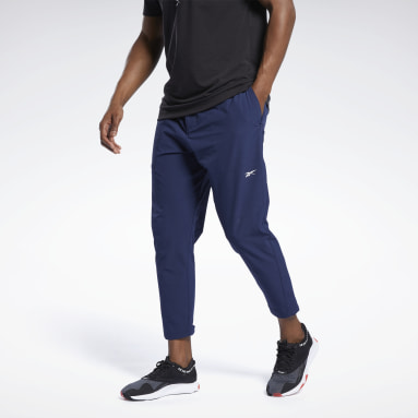 Men Studio Blue Les Mills® Athletic Trousers