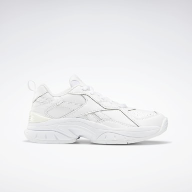 Boys Fitness & Training White Reebok Xeona Shoes