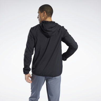 Herr Vandring Svart Training Essentials Jacket