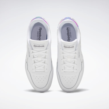 Women Classics White Reebok Royal Techque T Bold Shoes