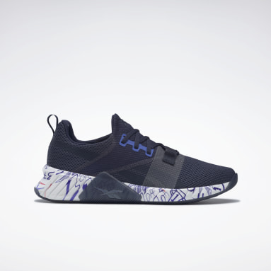 Men Cross Training Blue Flashfilm Train 2 Shoes