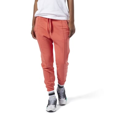 Women Classics Orange Classics Pants
