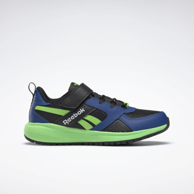 Boys Running Blue Reebok Road Supreme 2 Alt  Shoes - Preschool