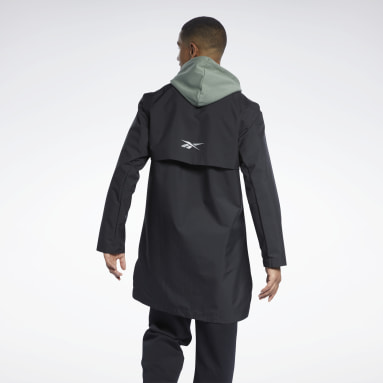 Training Black Outerwear Coat