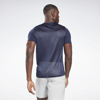 T-shirt Workout Ready Activchill Bleu Hommes Cross Training