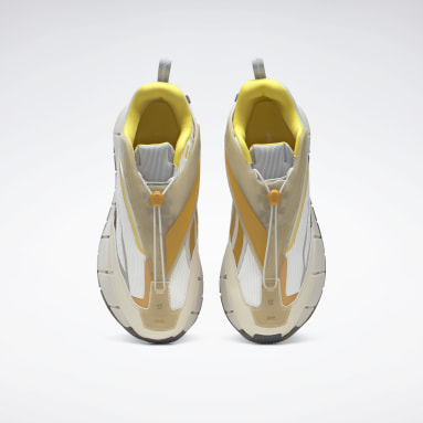Classics White Cottweiler Zig 3D Storm Hydro Shoes