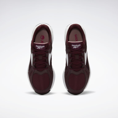 Women Fitness & Training Burgundy Advanced Trainette Shoes