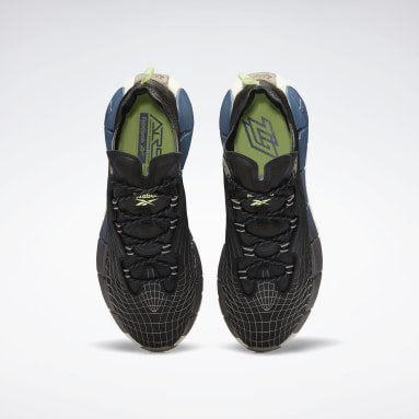 Running Black Zig Kinetica II Shoes