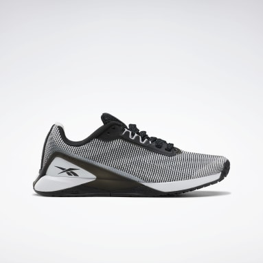 Kvinder Cross Training White Nano X1 Grit Shoes