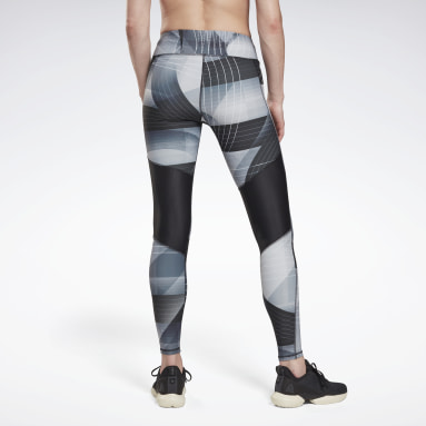 Women Terrengløping Black Running Lux Bold Tights