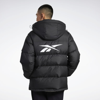 Classics Black Core Short Down Jacket