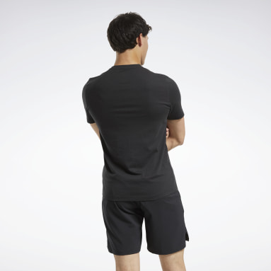 Men Fitness & Training Black Holiday Speedwick Tee