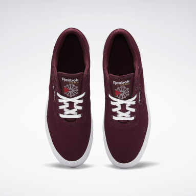 Scarpe Club C Vulcanised Bordeaux Classics