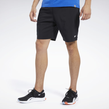 Heren Wielrennen Zwart Workout Ready Short