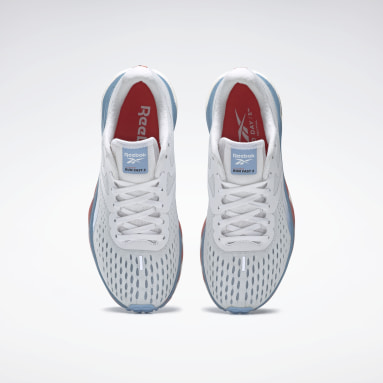 Women Running White Floatride Run Fast 2 Women's Running Shoes