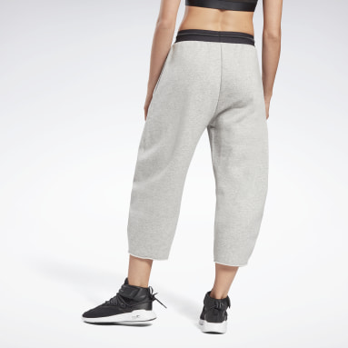 Women Dance Grey Studio Fleece Pants