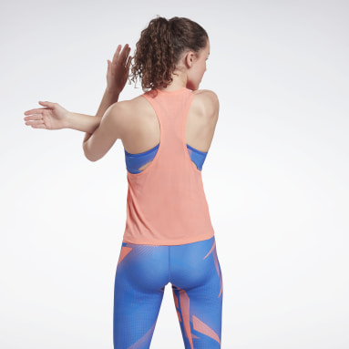 Canotta Workout Ready ACTIVCHILL Rosso Donna Ciclismo