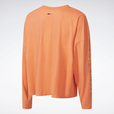Classics Pink Reebok by Pyer Moss Long Sleeve T-Shirt