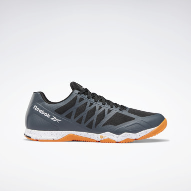 Men Cross Training Grey Reebok Speed TR Men's Training Shoes