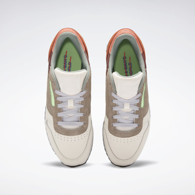 Tenis Classic Leather Ripple Mujer Classics