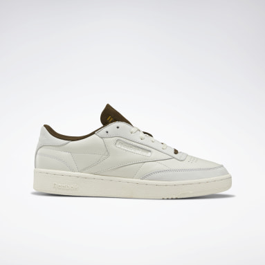 Classics White Club C 85 x Jazerai Shoes