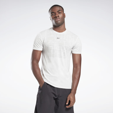 Men Training Grey United By Fitness MyoKnit Seamless T-Shirt