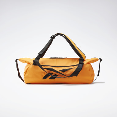 Fitness & Training Orange Active Enhanced Convertible Grip Bag