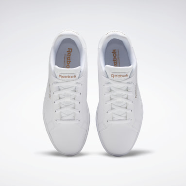 Women Classics White Reebok Royal Complete Clean 2.0 Shoes