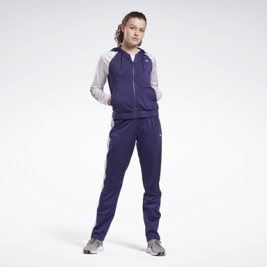 Women Fitness & Training Linear Logo Tracksuit