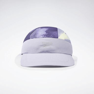 Gorra perforada One Series Running Violeta Running