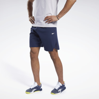 Pantalón corto United by Fitness Epic Azul Hombre HIIT