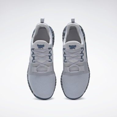 Men Cross Training Grey Flashfilm Train 2 Shoes