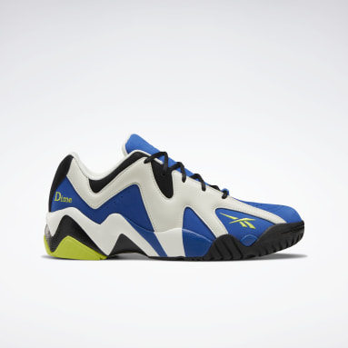 Men Classics Blue Dime Kamikaze Low Men's Basketball Shoes