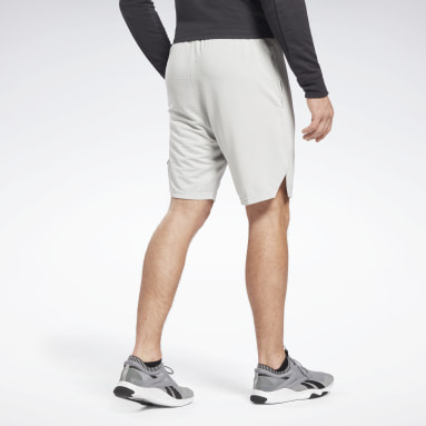 Men Yoga Workout Ready Mélange Shorts