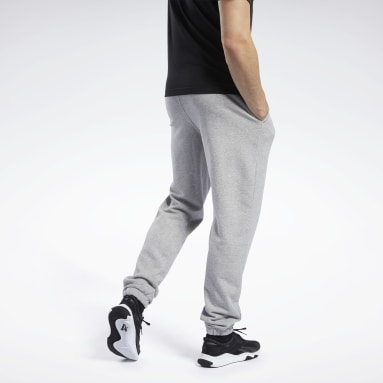 Men Fitness & Training Grey Training Essentials Pants