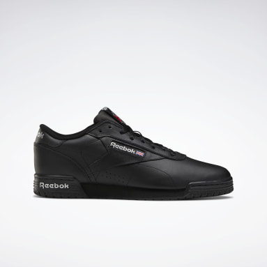 Men Classics Black Exofit Lo Clean Logo INT Men's Shoes