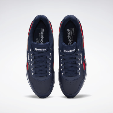 Classics Blue Reebok Royal Glide Shoes