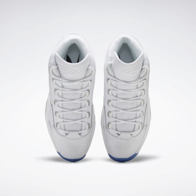 Zapatillas Question Mid Blanco Classics