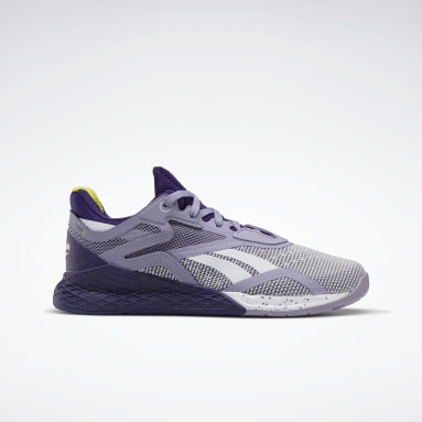 Women Cross Training Purple Reebok Nano X Shoes