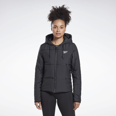 Chaqueta Outerwear Core Padded Negro Mujer Outdoor