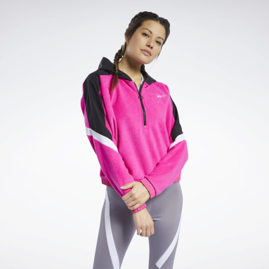 Sweat à capuche zip 1/4 MYT Femmes City Outdoor