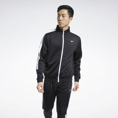 Mænd Fitness & Training Black Training Essentials Track Jacket