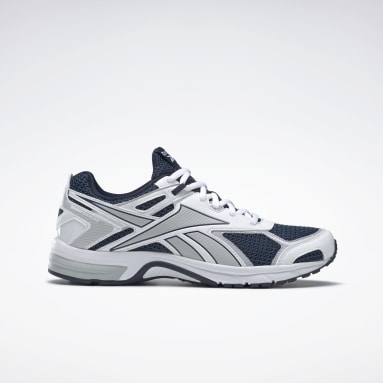 Running Blue Reebok Quick Chase Shoes