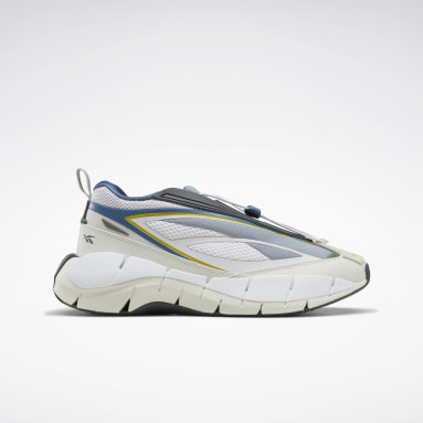 Classics White Zig 3D Storm Hydro Shoes