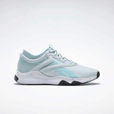 Women Training Blue Reebok HIIT Shoes