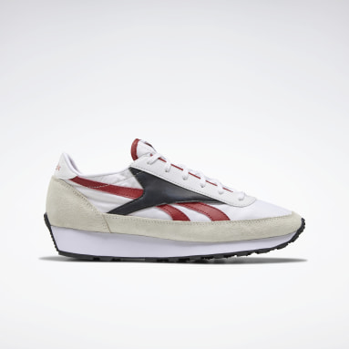 Classics White AZ Runner Shoes