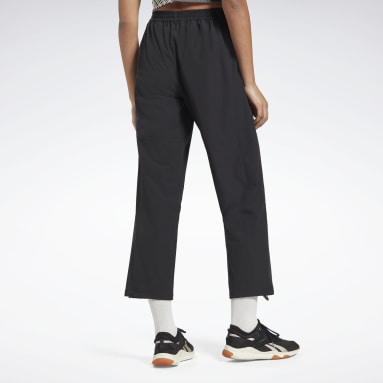 Women Hiking Black Commercial Woven Pants